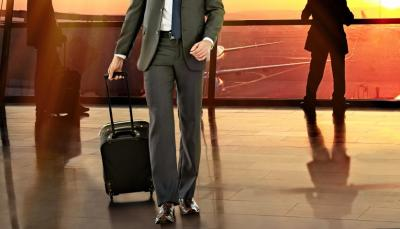 Travel Time Management for Executive Travelers