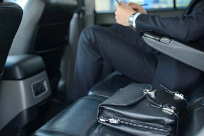 Business travelers' secrets to arriving in style