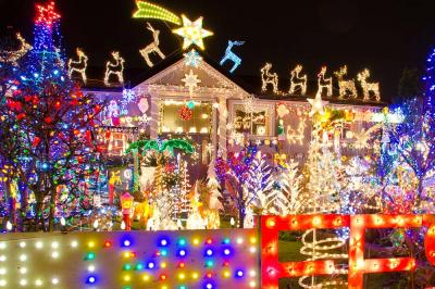 Chicago Christmas.Chicago Christmas Lights Tours Chicago Limousine Service
