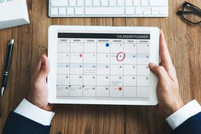 Schedule Management Tips When You travel