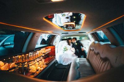 5 Transportation Ideas for Your Wedding Day