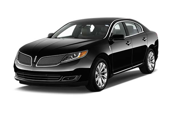 Lincoln MKS up to 3 passengers