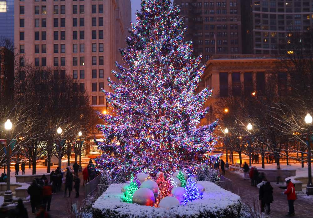 Christmas In Chicago.Things To Do For Christmas In Chicago Pontarelli Chicago