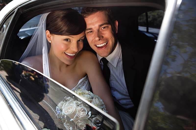 Chicago Wedding Transportation